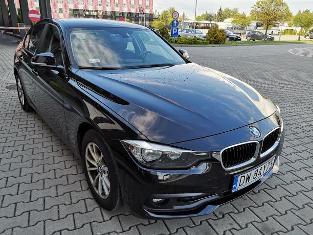 BMW 316d Automat nr Y75