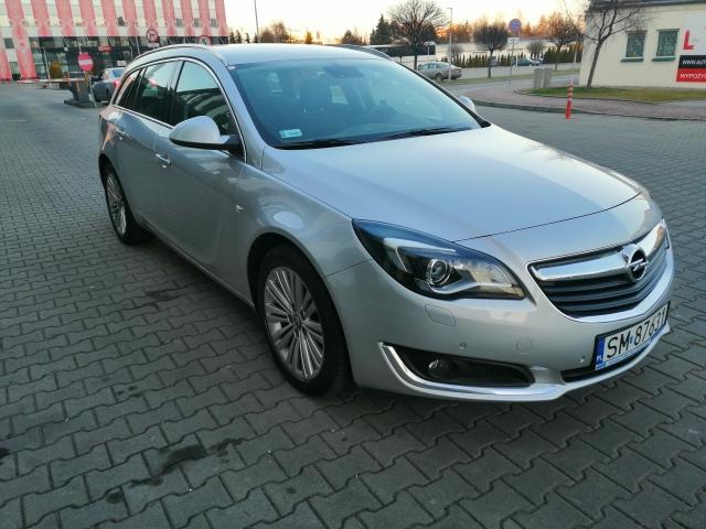 Opel Insignia Automat 2.0CDTi nr 631