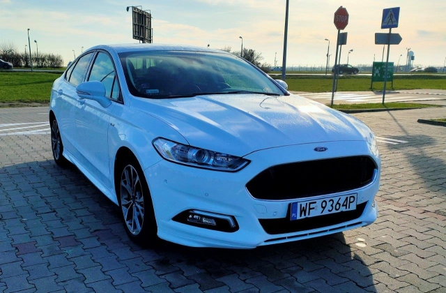 Ford Mondeo Automat 2.0TDCi nr 64P