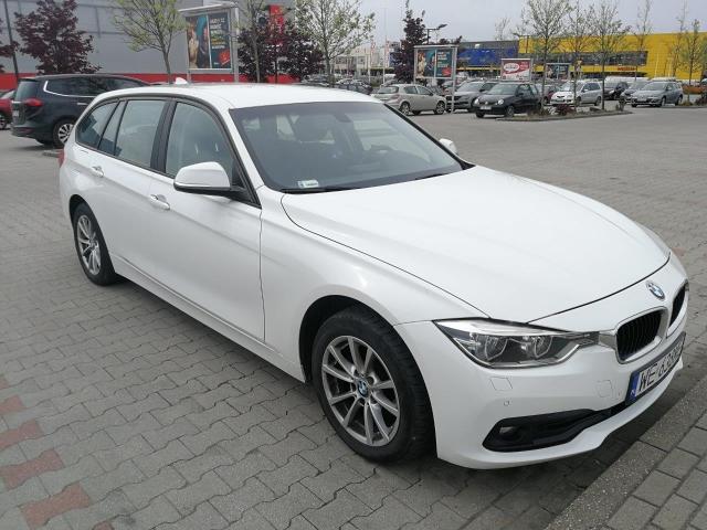 BMW 316d Automat nr 8ME