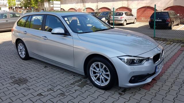 BMW 318d Automat nr 6NN