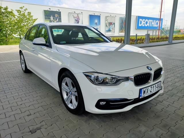 BMW 318d Automat Sport Line nr 14A