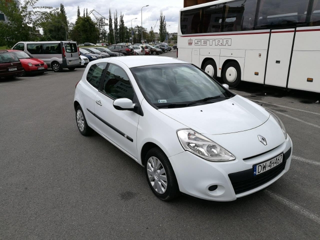 Renault Clio III 1.5dCi Alize nr 467