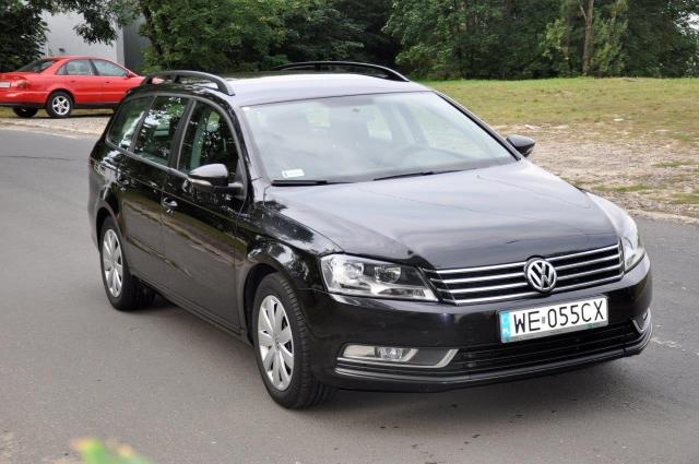 Volkswagen Passat Variant 2.0TDi Comfortline nr 5CX
