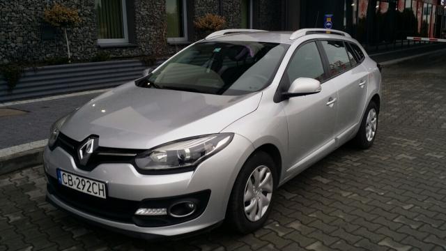Renault Megane III Grandtour 1.5dCi nr 4CH