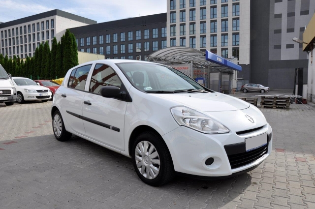 Renault Clio III 1.5dCi Alize 39R