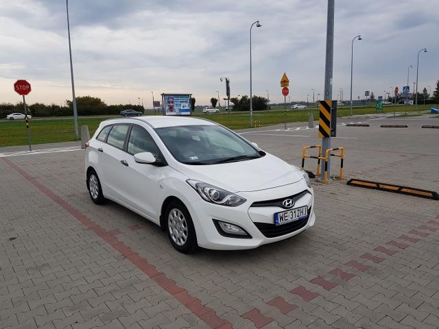 Hyundai i30 Kombi 1.4CRDi nr 2HJ