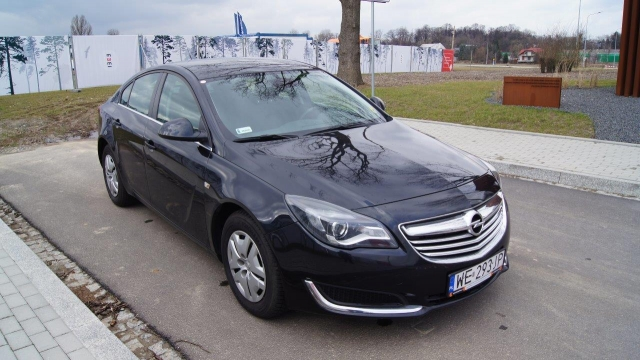 Opel Insignia Automat 2.0CDTI nr 686