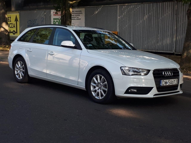 Audi A4 Avant 2.0TDi nr 613