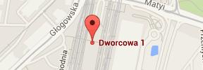 Wypożyczalnia samochodów w Poznaniu przy dworcu